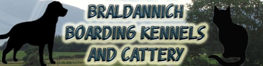 Braldannich boarding kennels and cattery
