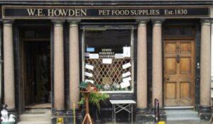 W.E.Howden