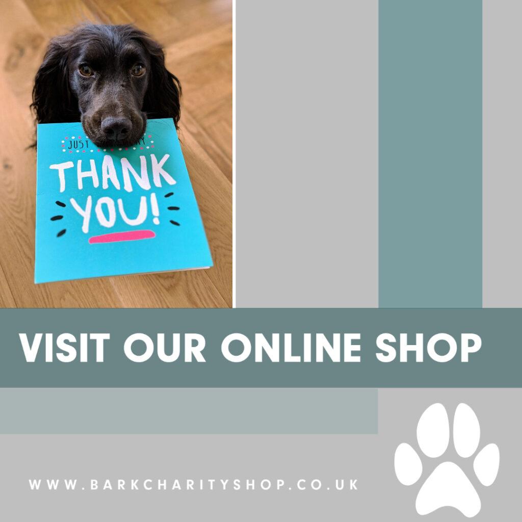 Visit Bark Shop